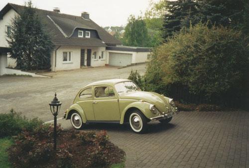 """Nachdem die Technik komplett überholt worden war und die Optik ebenso überarbeitet wurde, erfolgte im Mai 1993 die Zulassung auf """"HSK-VW 79""""..."""