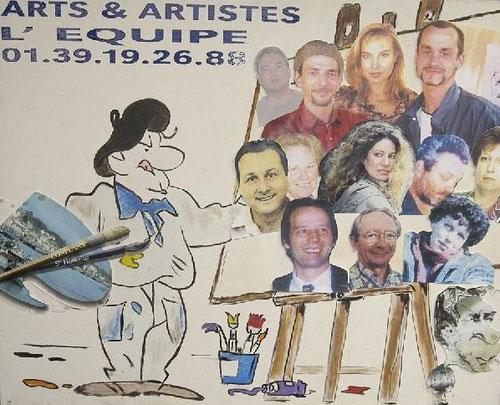 Arts et Artistes 2000