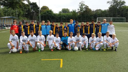 1. FC M´Gladbach & SSV Bergisch Born