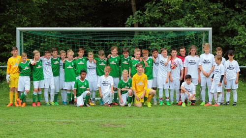 Werder Bremen U12 & SSV Bergisch Born