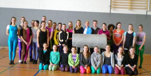 Rege Teilnahme in Rengsdorf: Nachwuchs stellt sich zur Sichtung