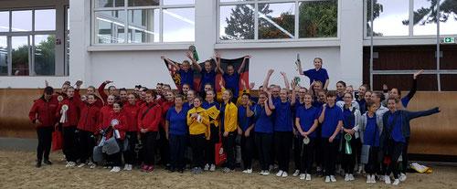 Ein starker Auftritt: Team Rheinland-Pfalz in Frechen