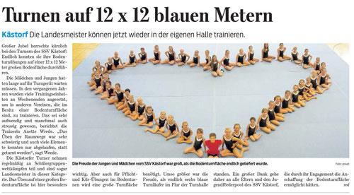 Gifhorner Rundschau v. 23.10.15