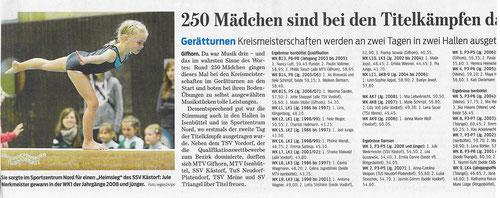 (Quelle: Gifhorner Rundschau, Samstag 14. März 2015)