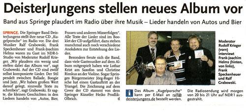 Deister Anzeiger, 17.01.2013