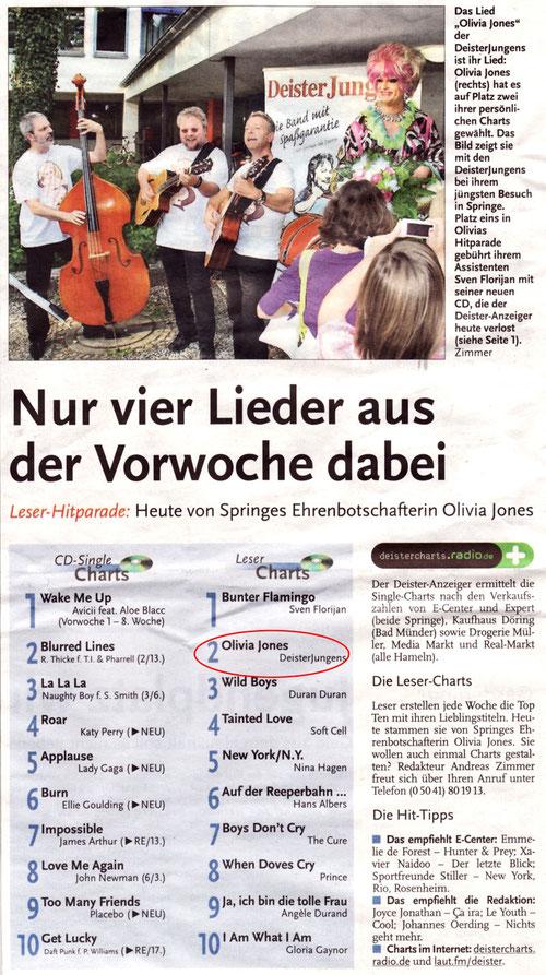 Deister Anzeiger, 03.09.2013
