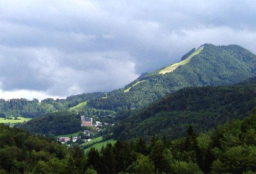 Bad Dürrnberg mit Zinken