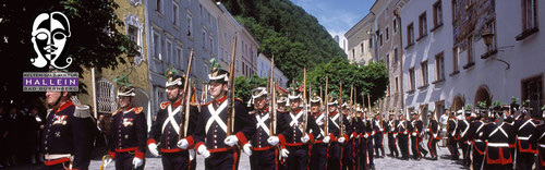 Bürgergarde der Stadt Hallein