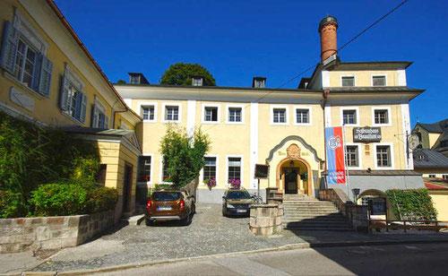 Das beliebte Bräustüberl im Hofbräu Berchtesgaden