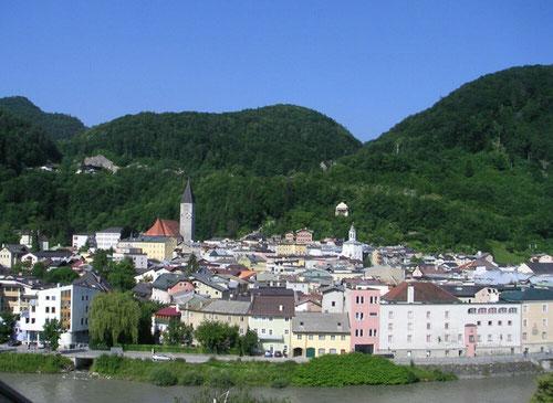 Salzstadt Hallein