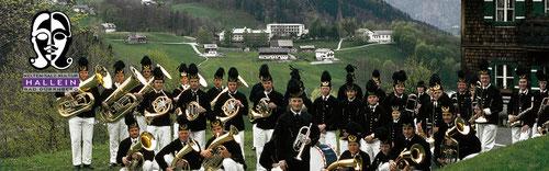 425 Jahre Bergknappenmusikkapelle Bad Dürrnberg 2011
