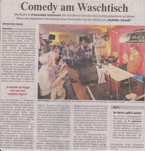 Rheinische Post, 23.04.12