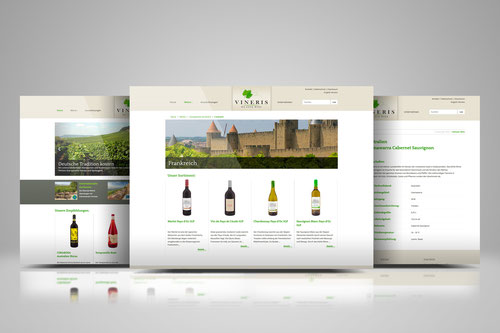 Stiefelhagen Werbeagentur – Webseite, Webdesign, Online-Portal, Produkt-Finder