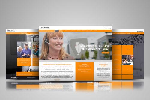 Stiefelhagen Werbeagentur – Webdesign, Karriereportal, Webseiten