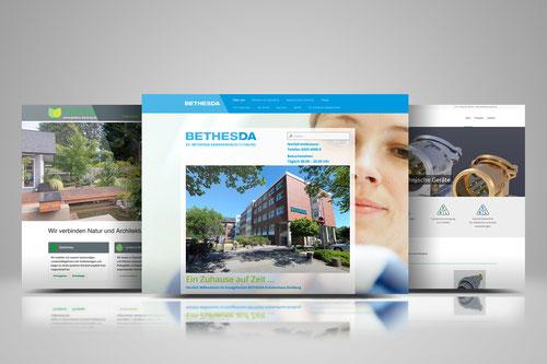 Stiefelhagen Werbeagentur Duisburg – Webseite, Landingpage, Webdesign, Produktfinder, Online-Präsenz