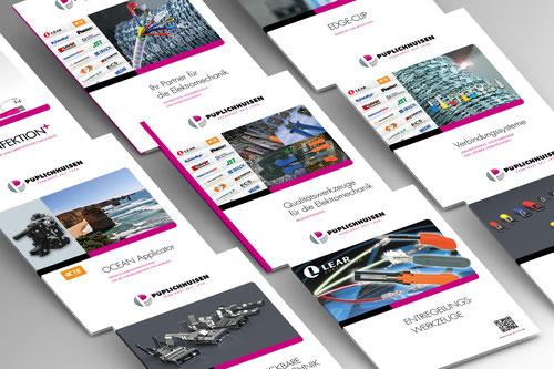 Stiefelhagen Werbeagentur Duisburg – Corporate-Design, Broschüren, Produktkatalog