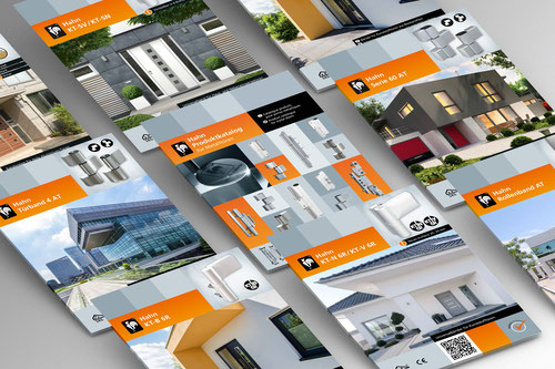 Stiefelhagen Werbeagentur Duisburg – Produktkatalog, Produktbroschüren, Mediendesign, Corporate-Design