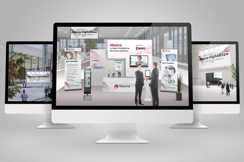 Stiefelhagen Werbeagentur – Digitaler Showroom, Virtueller Showroom, Virtueller Messestand