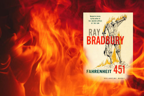 Fahrenheit 451. Ray Bradbury .