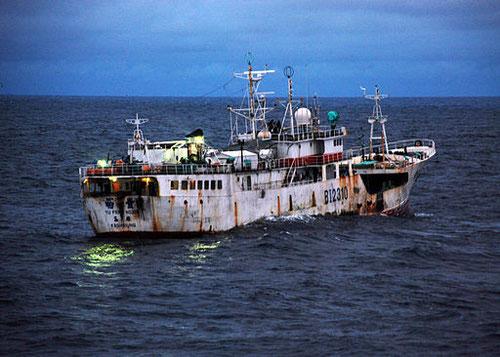La pesca ilegal amenaza la sostenibilidad de los océanos / (CC) US Navy