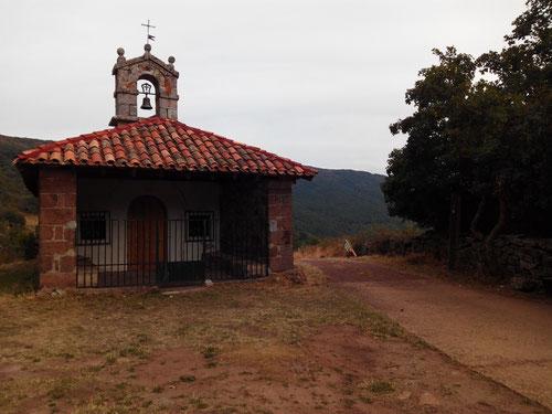 Ermita de San Roque. Foto: © Jesús Mediavilla