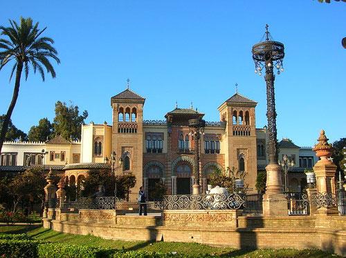 Museo de Artes y Costumbres de Sevilla /(CC)Grez