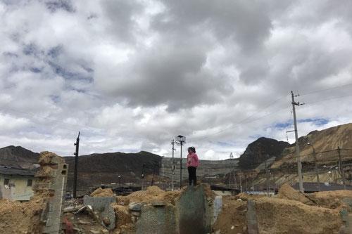 La reubicación del pueblo de Morococha ha puesto en riesgo ambiental a su población. Foto (CC): Hiperactiva Comunicaciones /Mongabay.