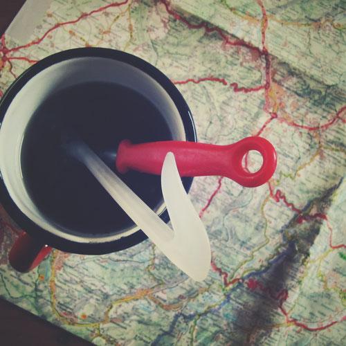 tasse thé carte allemagne forêt noire