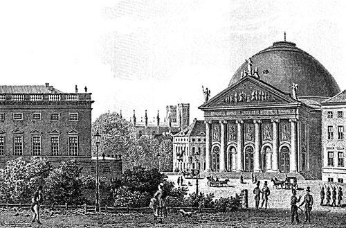 Joseph Maximilian Kolb, Hedwigskirche, 1850