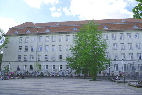 Berliner Hochschule für Technik © Diana Schaal
