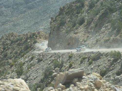 Irgendwo im Wadi Bani Auf