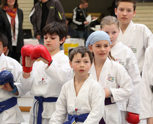 Kinder Karate Rottenburg