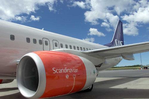 Boeing 737-800/Courtesy: SAS