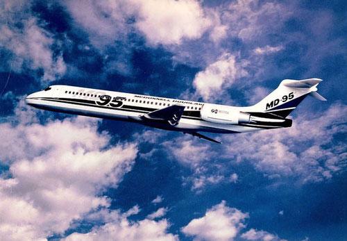 McDonnell Douglas MD-95/Courtesy: McDonnell Douglas
