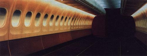 Man beachte u.a. die angenehmen Konturen der Fenster/Courtesy: McDonnell Douglas