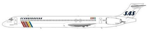 MD-90 der SAS/Courtesy: md80design
