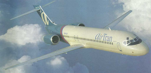 Courtesy: AirTran
