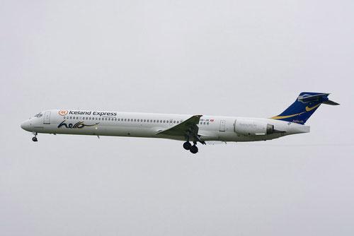 In Europa werden keine MD-90 mehr eingesetzt/Courtesy: Sandor van Maaren