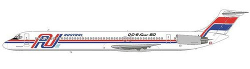 MD-81 der Austral/Courtesy: md80design