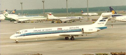 MD-87/Privatsammlung
