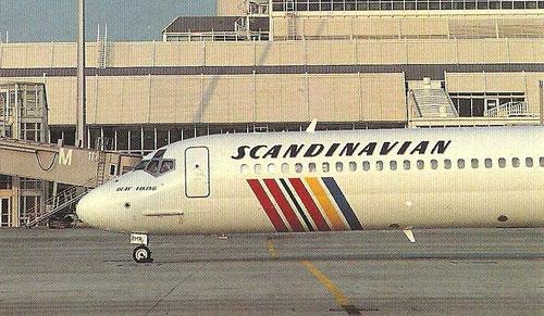 Skandinavische Frische!/Postkarte