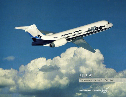 MD-95/Courtesy: McDonnell Douglas