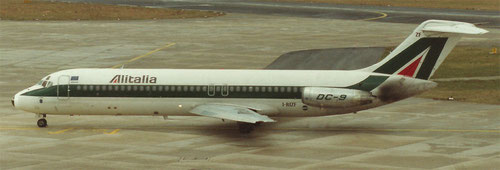 Douglas DC-9-32/Private Collection MD-80.com