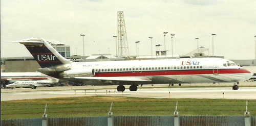 USAir DC-9-30/Privatsammlung
