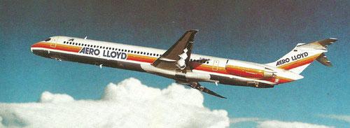 Die MD-83 bietet eine attraktiv hohe Reichweite/Courtesy: Aero Lloyd