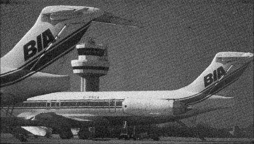 Zwei MD-83 der BIA/Courtesy: BIA