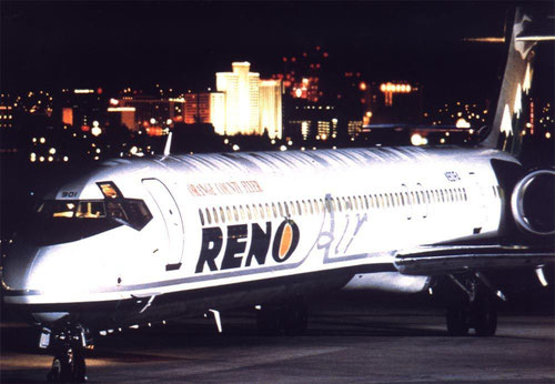 Courtesy: Reno Air