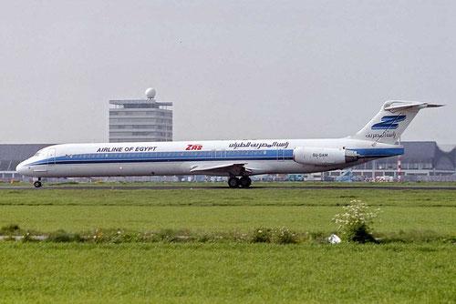 MD-83/Courtesy: David van Maaren