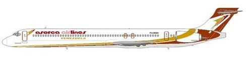 Aserca Airlines MD90-30/Courtesy: md80design