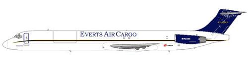 Erstabnehmer eines MD-80-Frachters/Courtesy: md80design